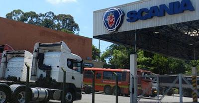Scania e Volkswagen Caminhões e Ônibus aumentam ritmo de produção