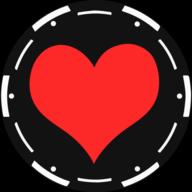 heart poker icon