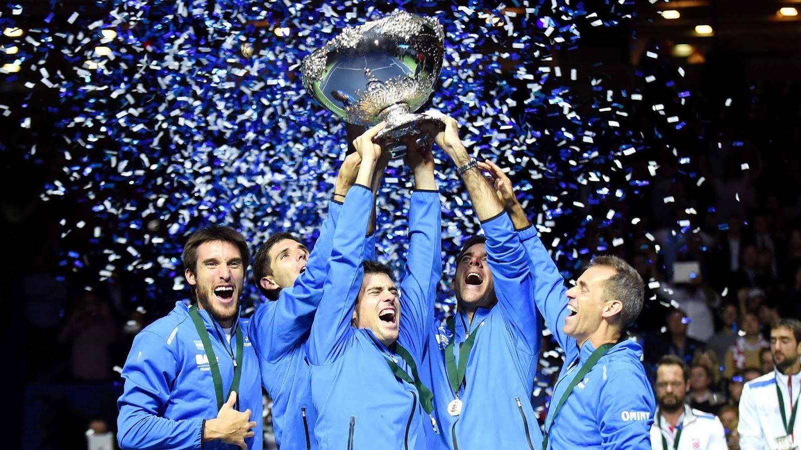 ARGENTINA DAVIS CUP CHAMPIONS 5
