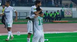 الرجاء يحقق الفوز على فريق رجاء بني ملال في الجولة 16 من الدوري المغربي