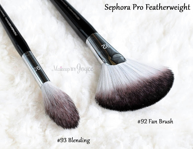 Sephora Collection Pro Featherweight #93 Blending Brush Review