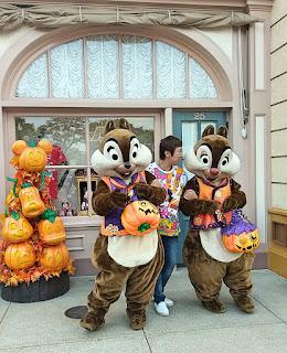 米奇Halloween玩轉大街派對