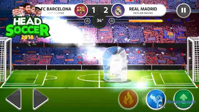 Downlaod Head Soccer La Liga 2018 APK