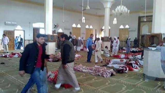 Astagfirullah! ISIS Lakukan Serangan di Masjid Ar-Rawdah yang Tewaskan 305 Orang Itu Lantaran Anggap Sesat Penganut Tarikat Sufi