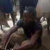 Young man caught after he stole a duck in Delta State