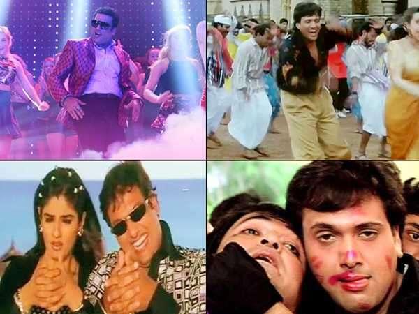 Bollywood Star Govinda suggested the line Meri pant bhi sexy