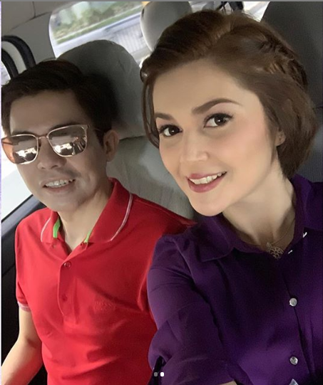 This is Billionaire Life of Donna Cruz And Dr. Yong Larrazabal