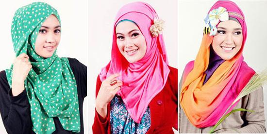 Tips Memilih Hijab Sesuai Wajah
