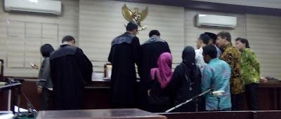Tiga Mantan Pimpinan Dewan Jadi Saksi Mahkota