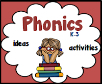 Phonics Pinterest Board