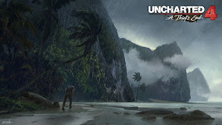 Uncharted 4 PS4 Wallpaper