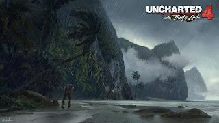 Uncharted 4 PS4 Wallpaper