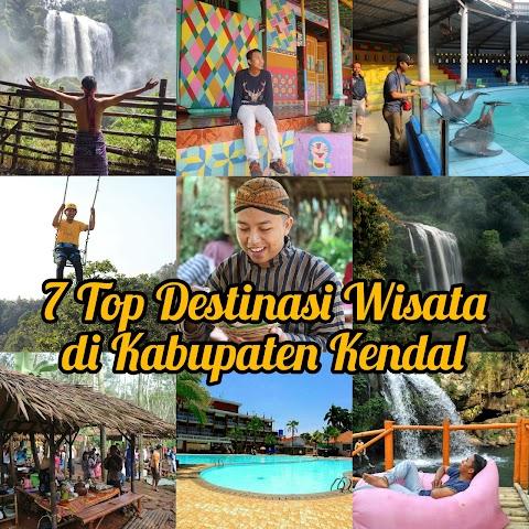 7 Top Destinasi Wisata di Kabupaten Kendal
