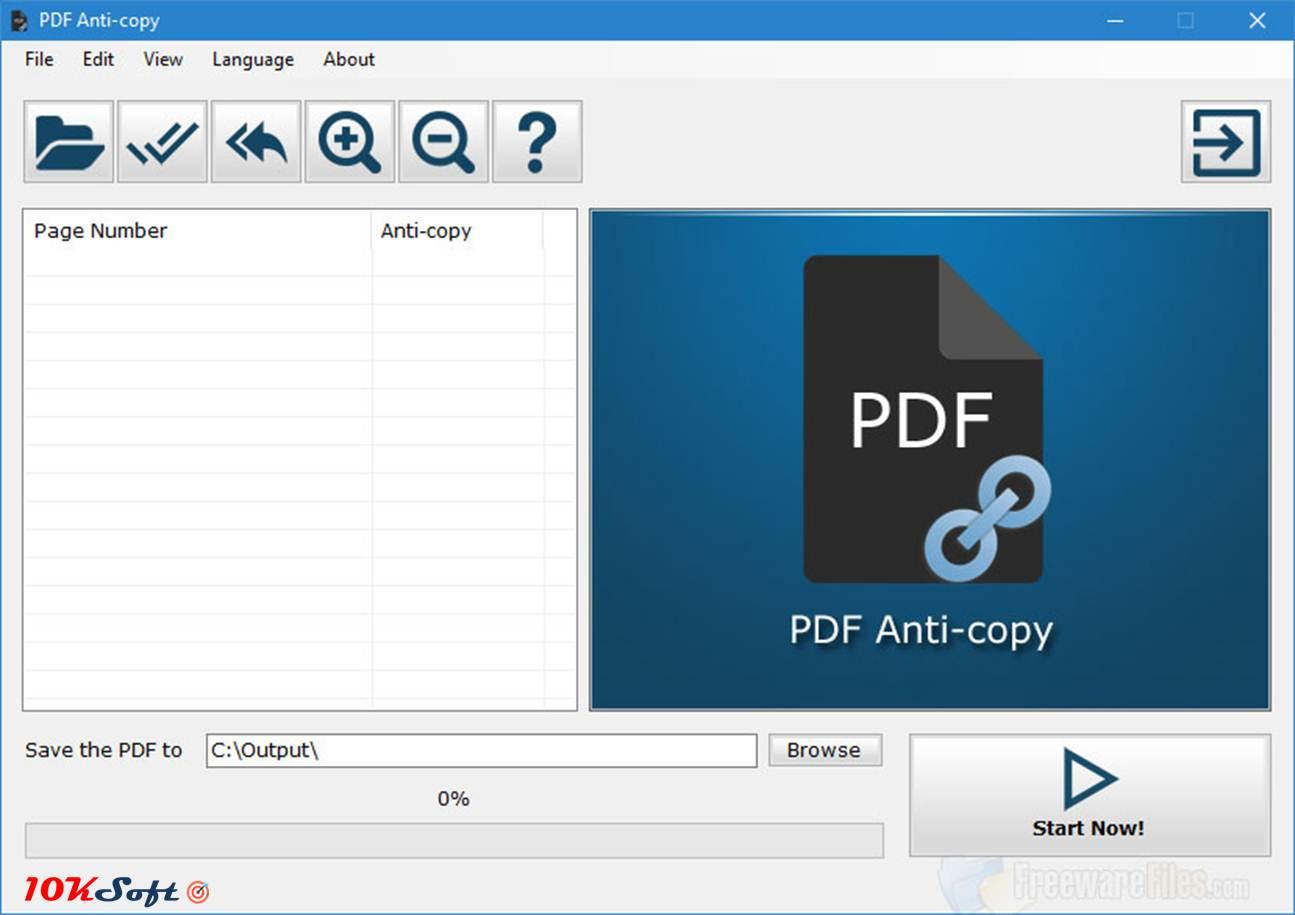PDF Anti-Copy Offline Installer Setup Download