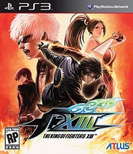 THE KING OF FIGHTERS 13 PS3 TORRENT