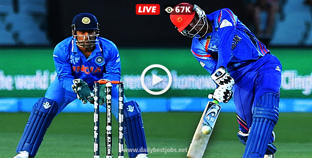Asia Cup 2018 IND Vs AFG Live Streaming Cricket Score Online, India Vs Afghanistan Live Streaming