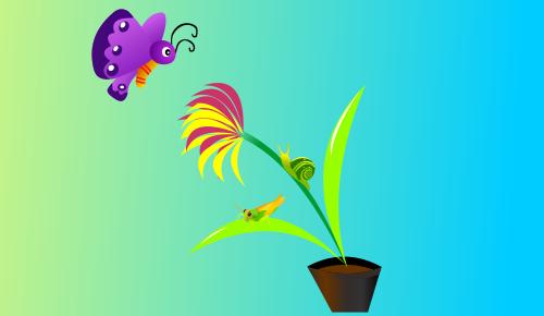 bunga tak bermekar lagi