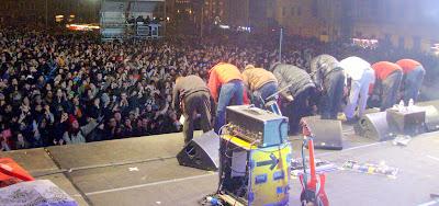 elio e le storie tese capodanno 2011 firenze live on stage