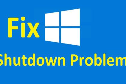 Laptop Tidak Mati Setelah Di Shutdown ? Lakukan 3 Cara Jitu Ini
