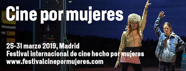 II Festival Internacional Cine por Mujeres 2019, Programación