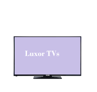 Luxor 50 inch Full HD and 4K LED TVs