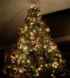 Cosas de reli la navidad en alemania - Arbolito de navidad ...