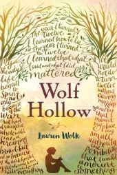 Realistic fiction books - Wolf Hollow