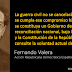 La razón de la sinrazón, por Fernando Valera
