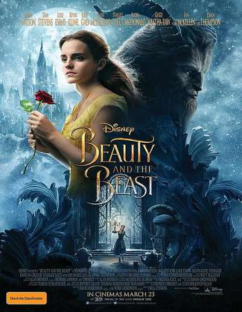 Beauty and the Beast 2017 English-Hindi Dual Audio 550MB HDRip 720p HEVC [Bootstrap]