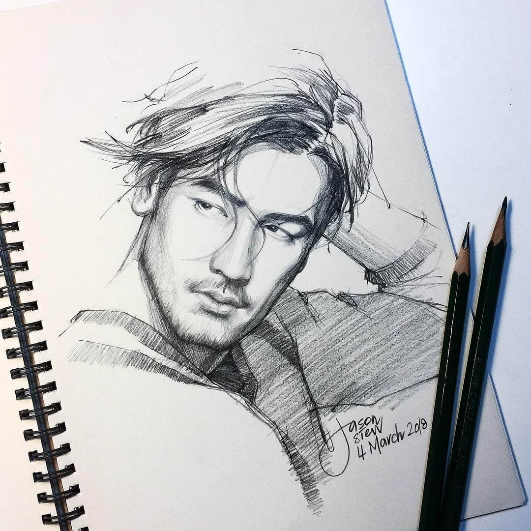08-Jason-Siew-Black-and-White-Expressive-Pencil-Portraits-www-designstack-co