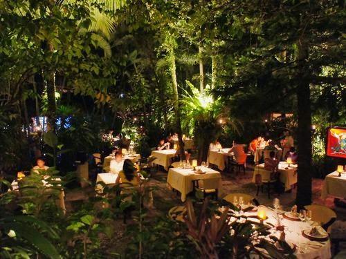 Mozaic tempat makan favorit di Ubud Bali