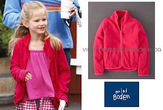 Violet Affleck Fashion Blog