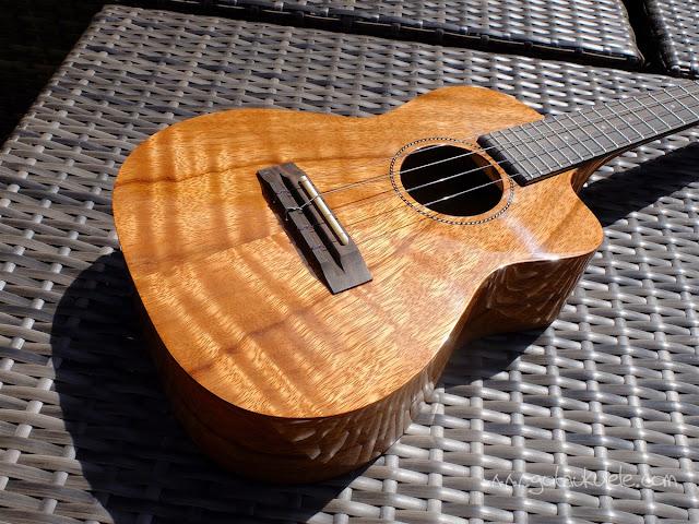 Pono ATDC ukulele