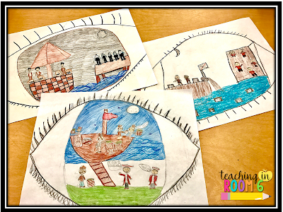 Using point of view and perspective to teach about the Boston Tea Party to 5th graders