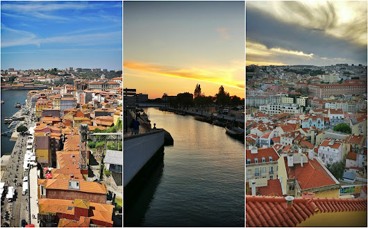 The shades of Portugal