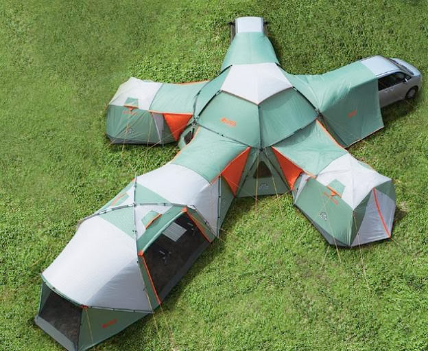 Awesome Tents and Coolest Tent Designs (15) 12