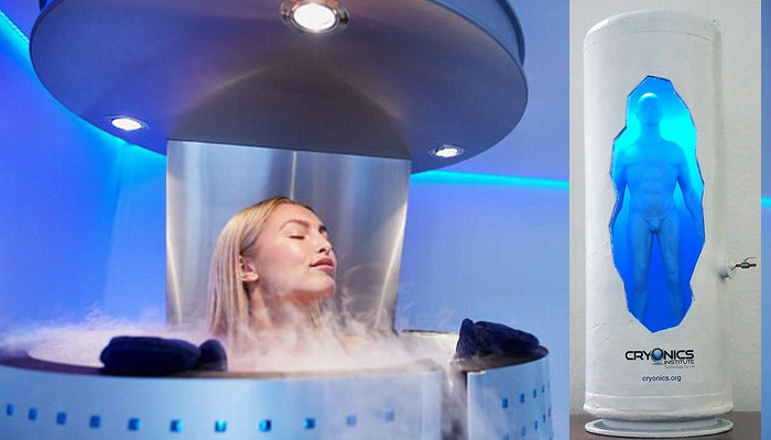 El primer humano congelado por criogenia podría volver a la vida 'en tan solo DIEZ años', afirma experto.