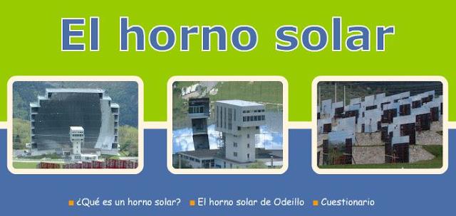 HORNO SOLAR TECNO 12-18