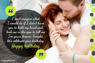 birthday thoughts for husband