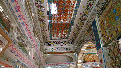 Sheesh Mahal in jodhpur tour