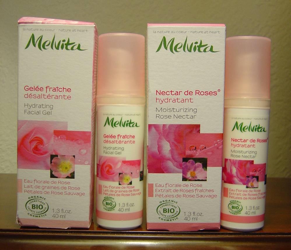 two Melvita Rose Nectar Skin Care products.jpeg