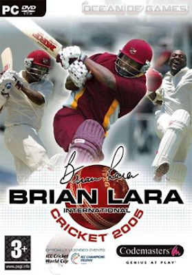 Brian Lara International Cricktet 2007 PC Game