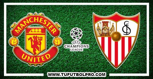 Ver Manchester United vs Sevilla EN VIVO Por Internet Hoy 13 de marzo de 2018
