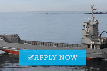 3rd Engineer 2x For LCT Vessels (Philippines)