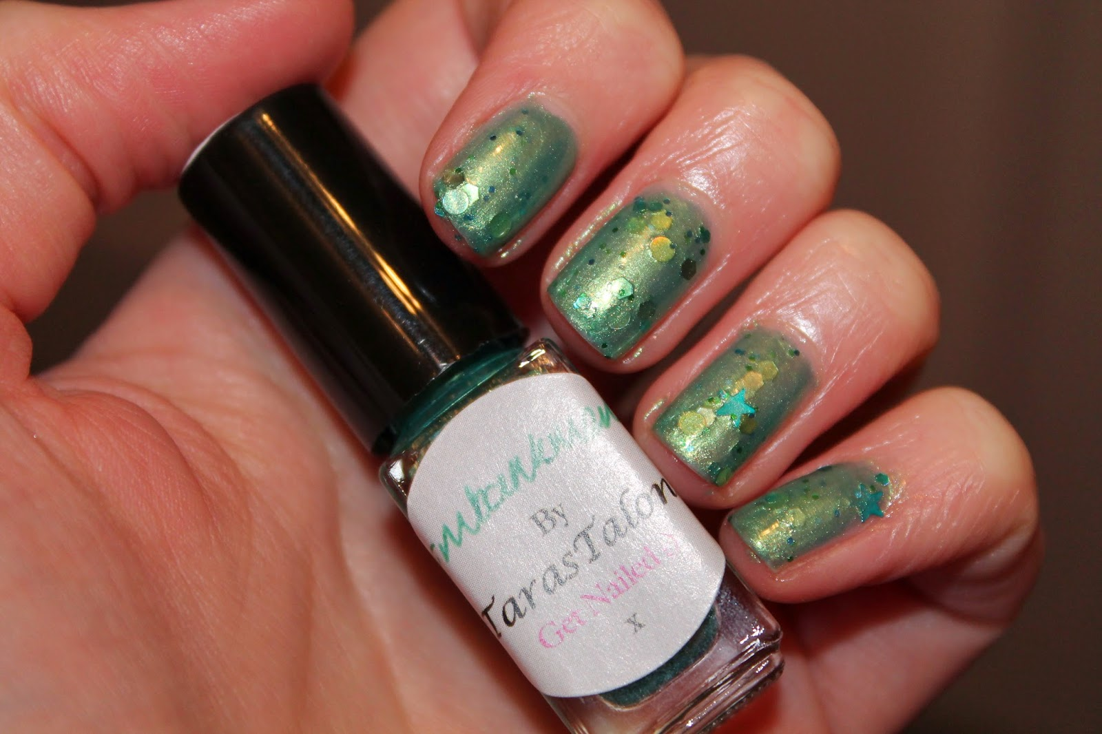 Tara's Talons Embankment Indie Nail Polish Swatch