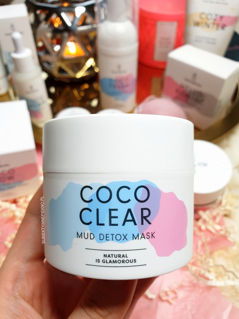 Kosmetyki Hello Body - Coco Clear, Coco Fresh i Coco Dream