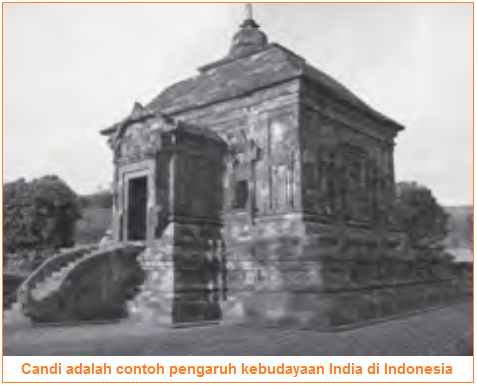 Pengaruh Hindu-Buddha di Bidang Teknologi Bangunan - Pengaruh Hindu-Buddha di Bidang Bahasa Aksara, Teknologi Bangunan, Agama, Seni, Sastra, dan Penanggalan (Pengaruh Hindu Buddha di Berbagai Bidang di Indonesia)