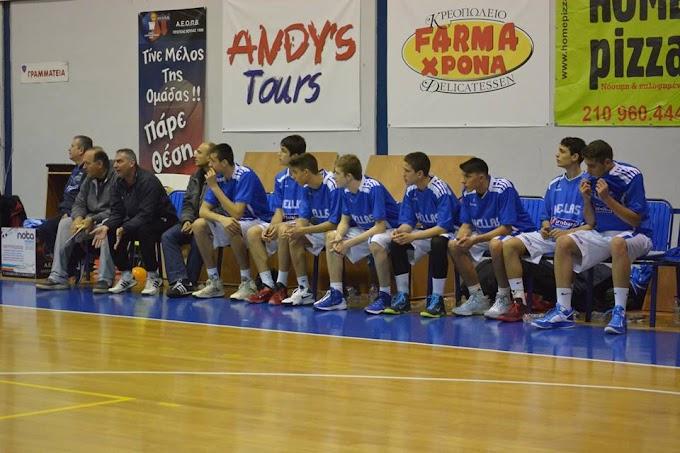 Φιλικοί αγώνες στην Κύπρο για την Εθνική Παίδων-Αλτίνης, Ερμείδης και Βουλγαρόπουλος στην αποστολή