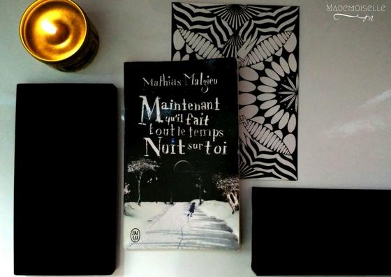 Mathias Malzieu - Maintenant qu'il fait tout le temps nuit sur toi