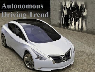 autonomous driving trend